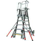 Little Giant - Safety Cage Ladders